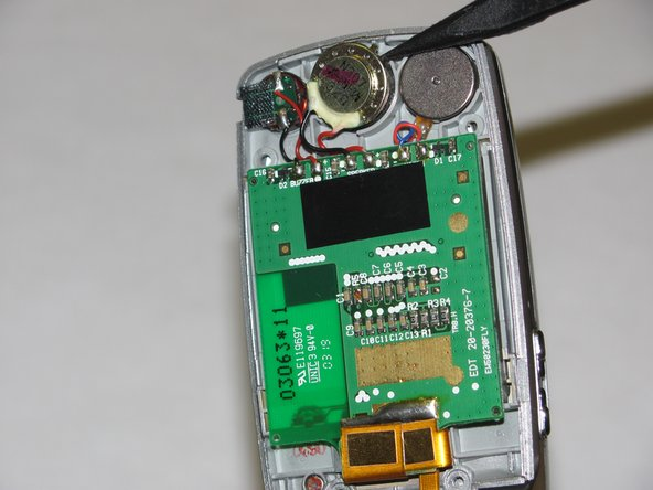 LG VX3100 Speaker Replacement