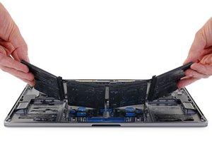 """Reemplazo de la batería en la Macbook Pro 15"""" Touch Bar de finales de 2016"""