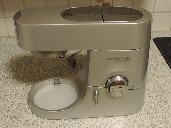 Kenwood Chef Gear Drive SER1018 Replacement