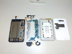 Samsung Galaxy Tab 3 7.0 3G Teardown