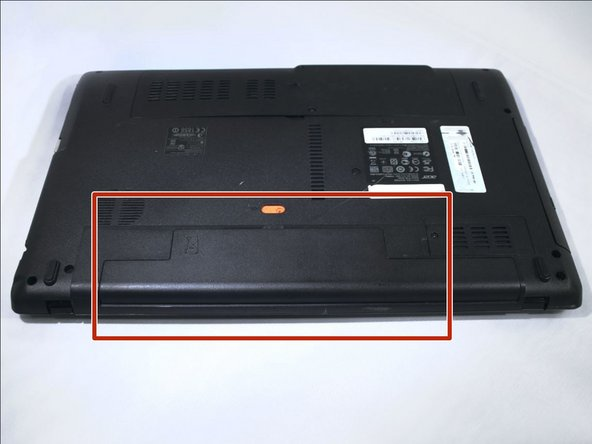 Acer Aspire 5750-6667 Battery Replacement