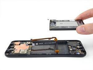 Sostituzione batteria Google Pixel 3a XL