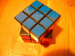 Rubik's Cube Teardown