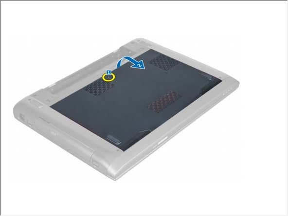 Dell Vostro 3460 Base Cover Replacement