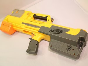 Nerf N-Strike Deploy CS-6 Repair