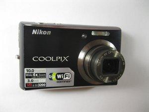 Nikon COOLPIX S610c修理