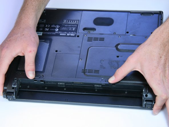 Asus V6800V Battery Replacement