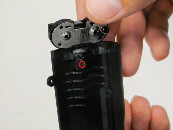 Canon EOS 30 Battery Door Replacement