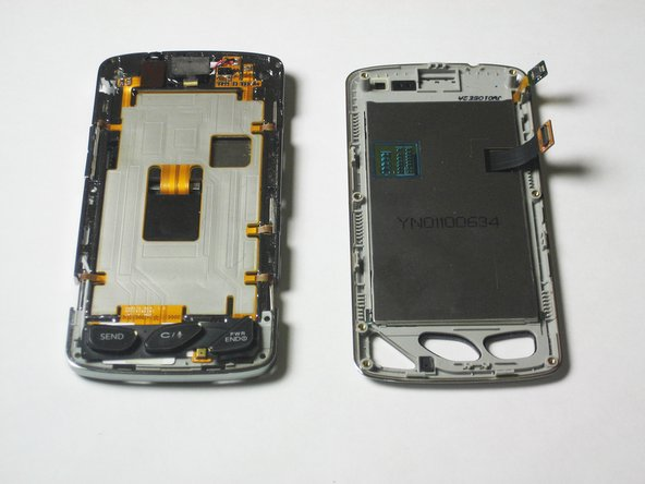 LG Chocolate Touch VX-8575 Front Cover Replacement