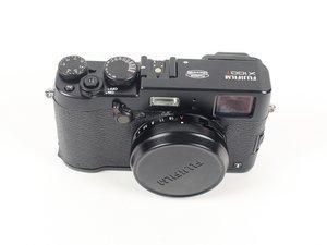 Fujifilm X100T Repair