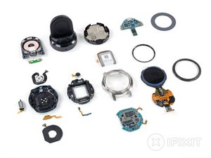 Samsung Galaxy Watch Teardown