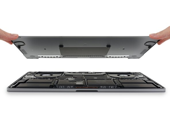 "MacBook Pro 16"" 2019 Lower Case Replacement"