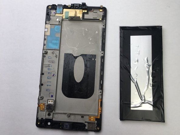 LG X Power Battery Replacement