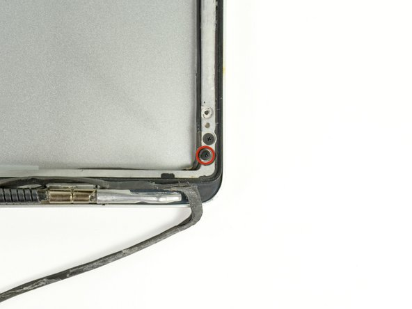 "MacBook Pro 15"" Unibody Late 2008 and Early 2009 AirPort/iSight Cable Replacement"