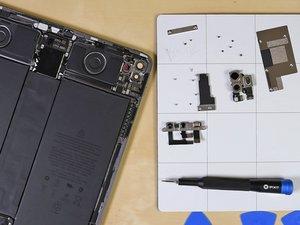 """iPad Pro 12.9"""" 4th Gen Teardown"""