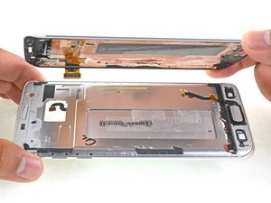 Samsung Galaxy S7 Edge Display Assembly Replacement