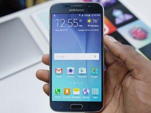 Samsung Galaxy S6 Glas abtrennen