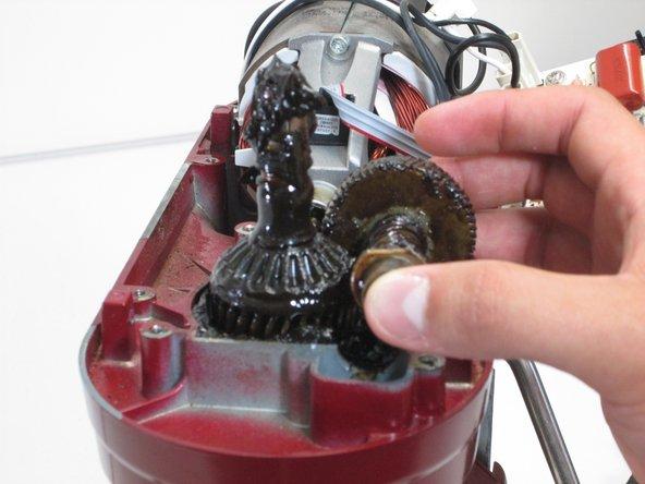 KitchenAid Professional 600 Schneckengetriebe austauschen