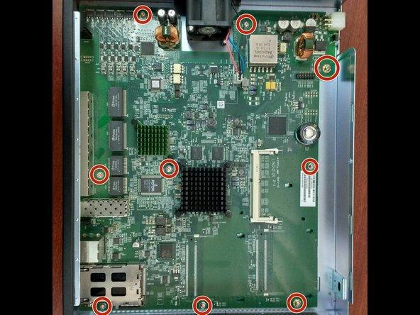 Motherboard screws