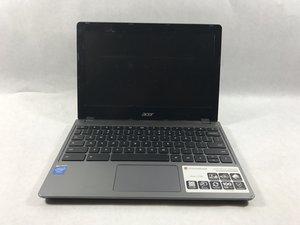 Acer Chromebook C720-2103 Reparatur