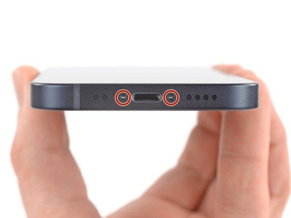 iPhone 12 mini Pentalobe Screws Replacement