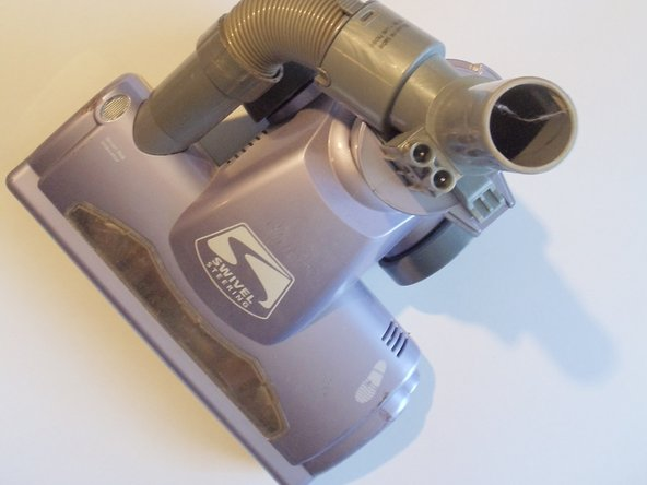 Vacuum Cleaner Brush Roll Replacement