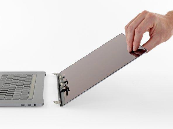 """MacBook Pro 16"""" 2019 Vervanging van het scherm"""