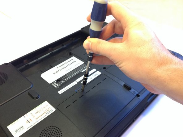 Toshiba Satellite P205-S8811 Hard Drive Replacement