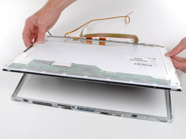 "MacBook Pro 17"" Models A1151 A1212 A1229 and A1261 LCD Replacement"