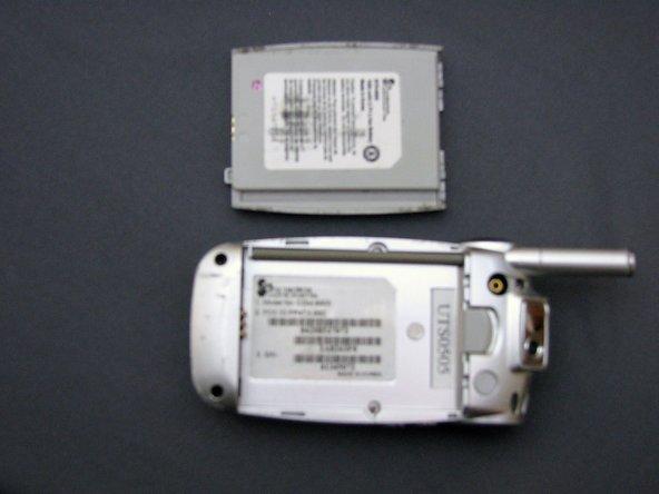 Audiovox CDM-8900 Battery Replacement