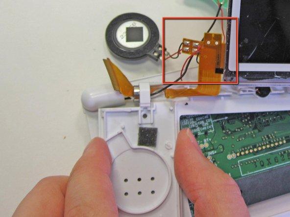 Nintendo DS Lite Speaker Replacement