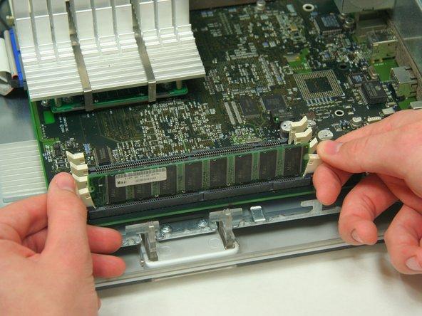 PowerMac G4 M5183 Arbeitsspeicher