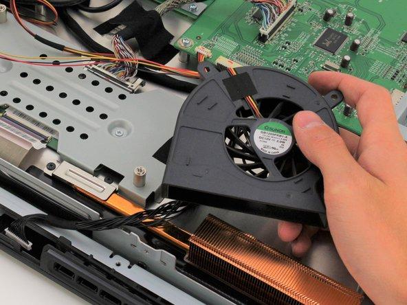 Wacom Cintiq 24HD Fan Replacement