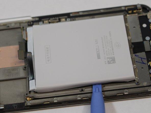 魅族MX3电池更换