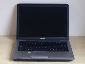 Toshiba Satellite Pro A300 Disassembly