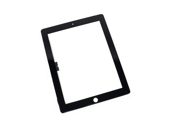 iPad 3 Wi-Fi Front Panel Replacement
