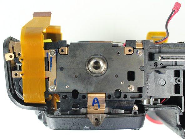 Nikon D7000 Tripod Plate Replacement