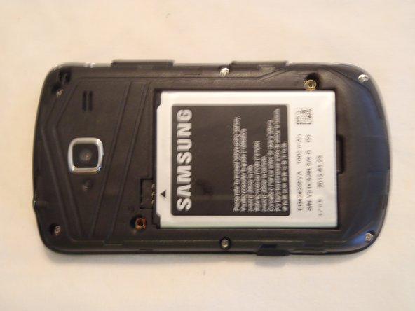 Samsung Freeform 4 Battery Replacement