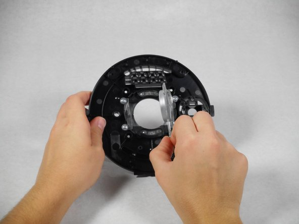 """iRobot Roomba 560 """"Clean"""" Button Replacement"""