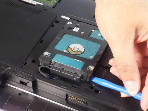 Samsung RC512 HDD Replacement