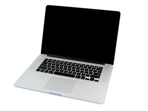 MacBook Pro (15 Zoll, Anfang 2013, Retina Display)