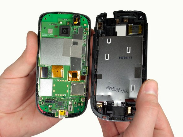 HTC Hero Back Case Replacement