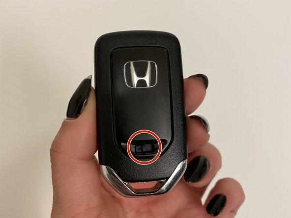 How to Replace a 2017 Honda HR-V Smart Key Battery