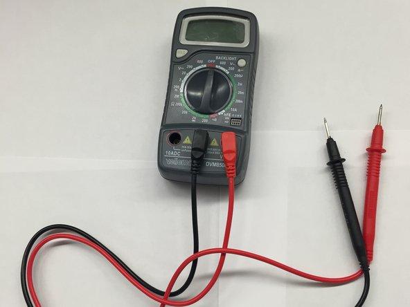 Velleman DVM850BL Digital Multimeter Teardown