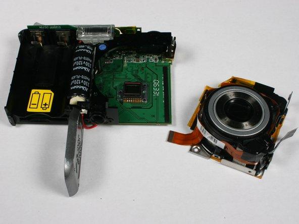 Polaroid i533 Zoom Lens Replacement