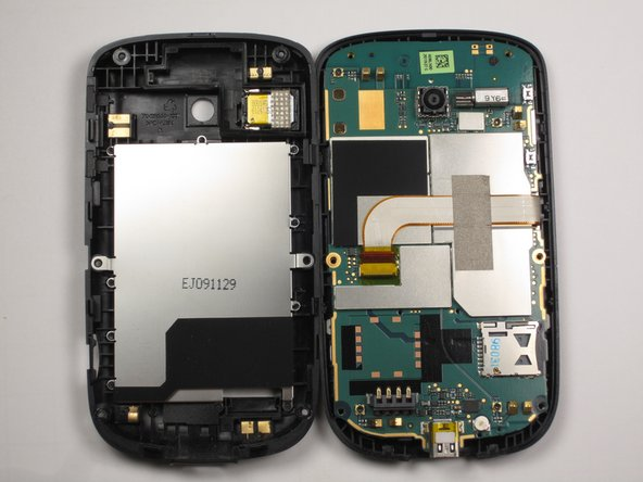 HTC SMT 6175 Motherboard Replacement