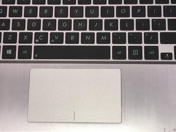 Asus VivoBook Q200E-BSI3T08 Trackpad Replacement