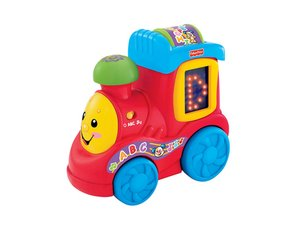 Fisher-Price Laugh and Learn Train Repair