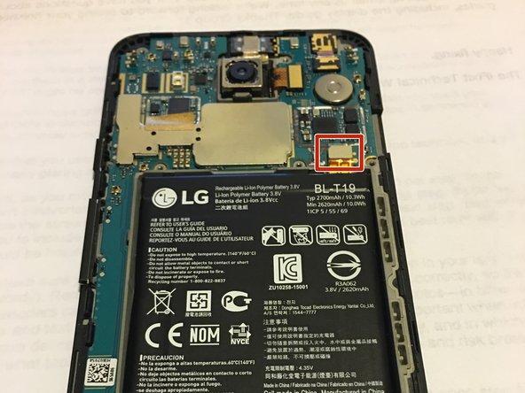 Nexus 5X 电池替换