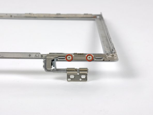 "PowerBook G4 Aluminum 12"" 867 MHz Left Clutch Hinge Replacement"